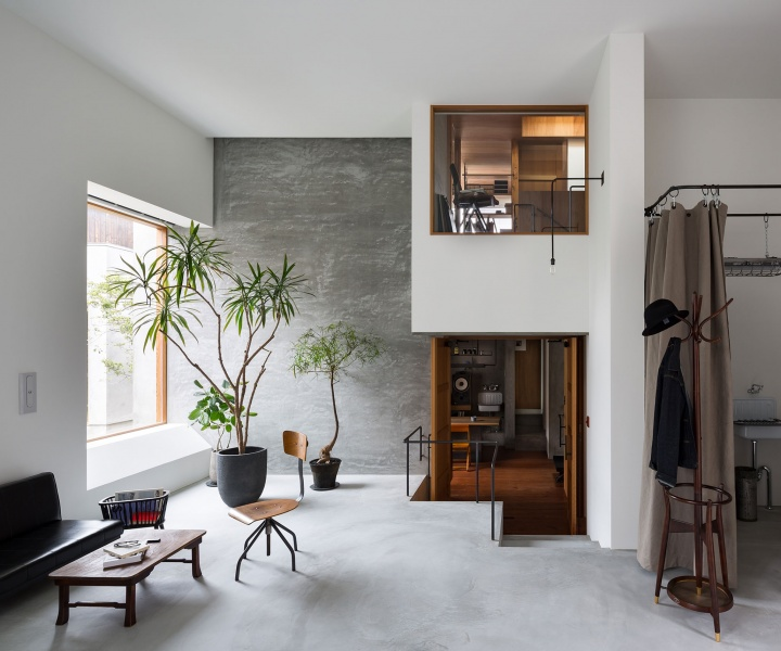 House for a Photographer in Shiga, Japan by Kouichi Kimura Architects