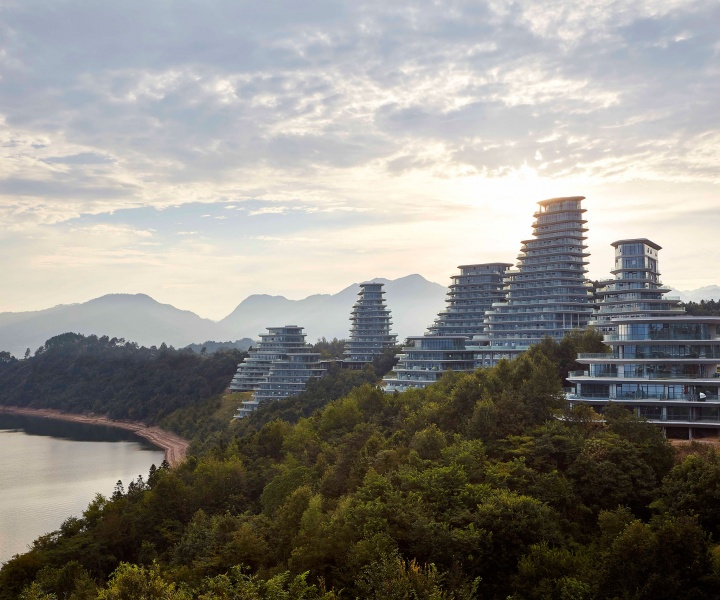 The Spiritual Symbiosis of Architecture and Nature in Huangshan Mountain Village