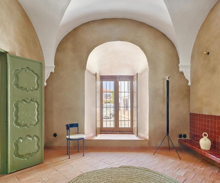 Α Rural Guesthouse in Spain Revives the Town's Architectural Heritage