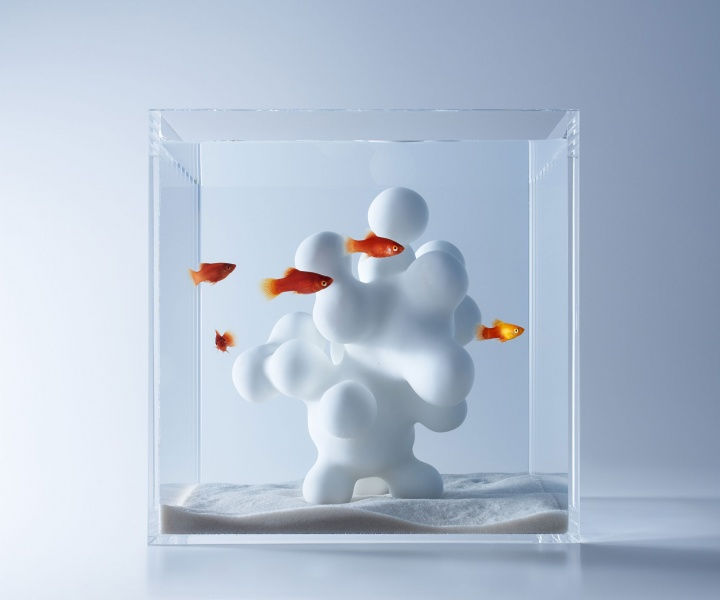 Waterscape by Haruka Misawa: the Fish Bowl Reinvented