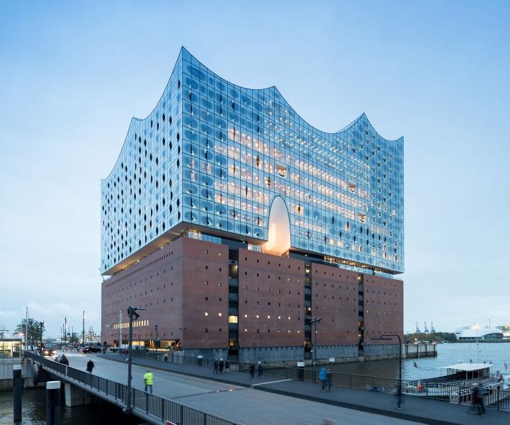 The Majestic Elbphilharmonie in Hamburg by Herzog & de Meuron