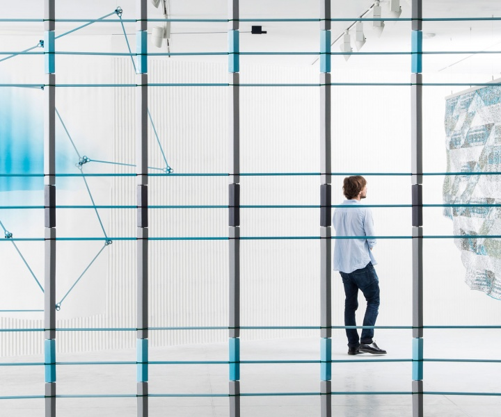 Shaping Space: 17 Screens by Ronan and Erwan Bouroullec