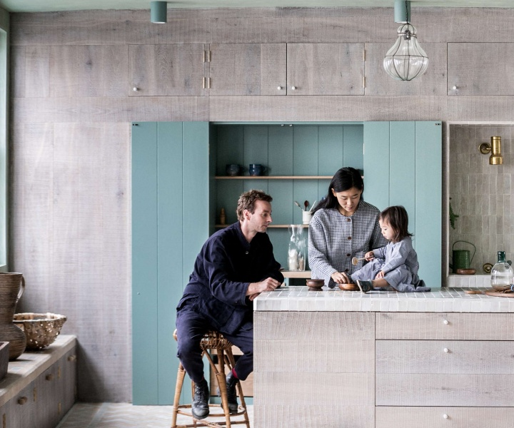 Chan + Eayrs' Hands-On Approach to Home Making: The Beldi Apartment in London