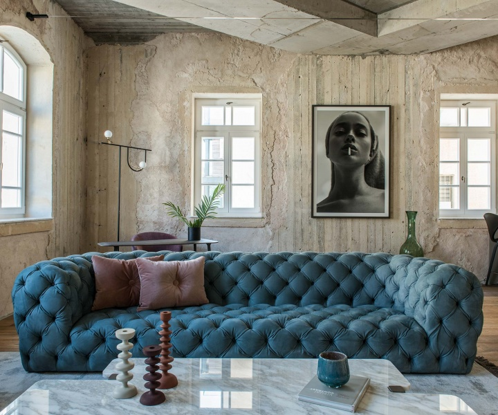 The Levee: A New Hospitality Venture Captures Tel Aviv's Zeitgeist