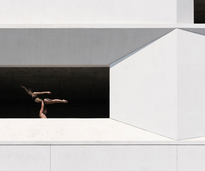 Jacob Jonas' Cameras and Dancers: A Nexus of Dance, Photography and Architecture