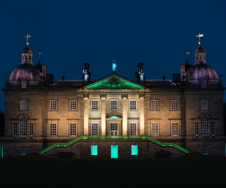 We were Made for Twilight: James Turrell's 'LightScape' at Houghton Hall, Norfolk