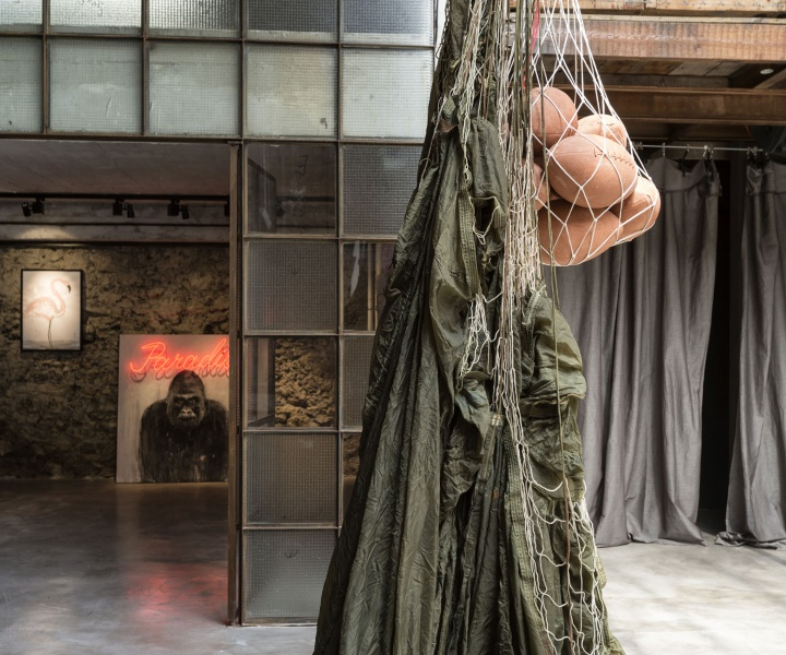 Inaugurating Artistic Freedom by Reflecting on Eternity: The Paradise Exhibition at Pirée