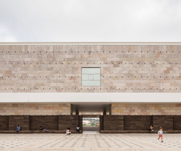 A Square In Summer: Cork Redefines Lisbon's Cultural Centre of Belém