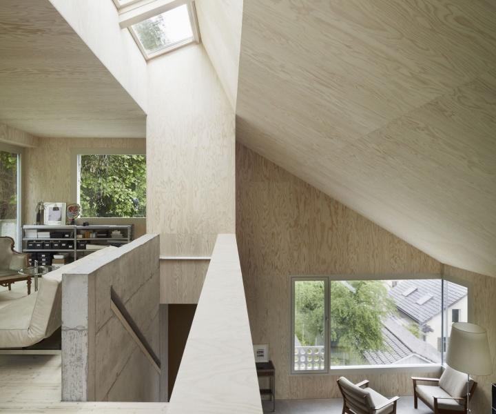Single Family House By Andreas Fuhrimann Gabrielle Hächler Architects In Zurich Oberland, Switzerland