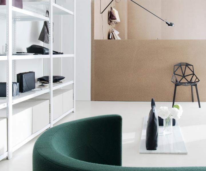 The New Tsatsas Atelier and Showroom in Frankfurt am Main, Germany
