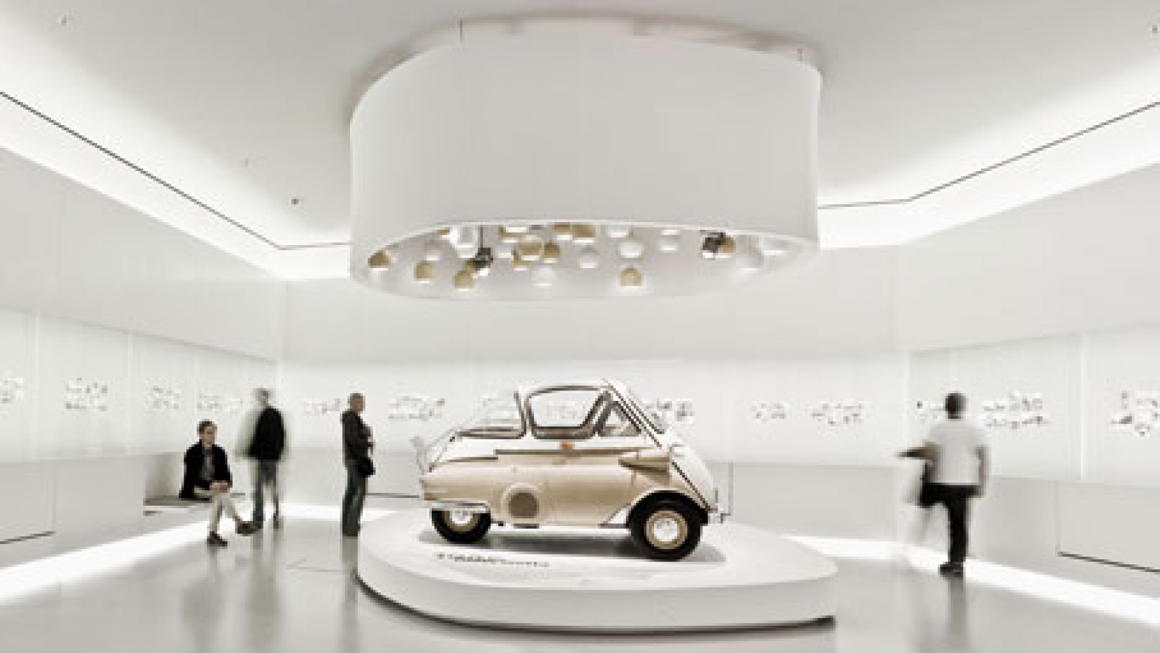 A Tour In The New Bmw Museum Yatzer