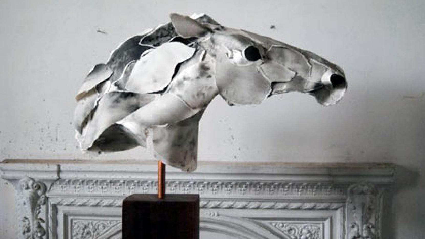 Paper sculptures by anna wili highfield yatzer
