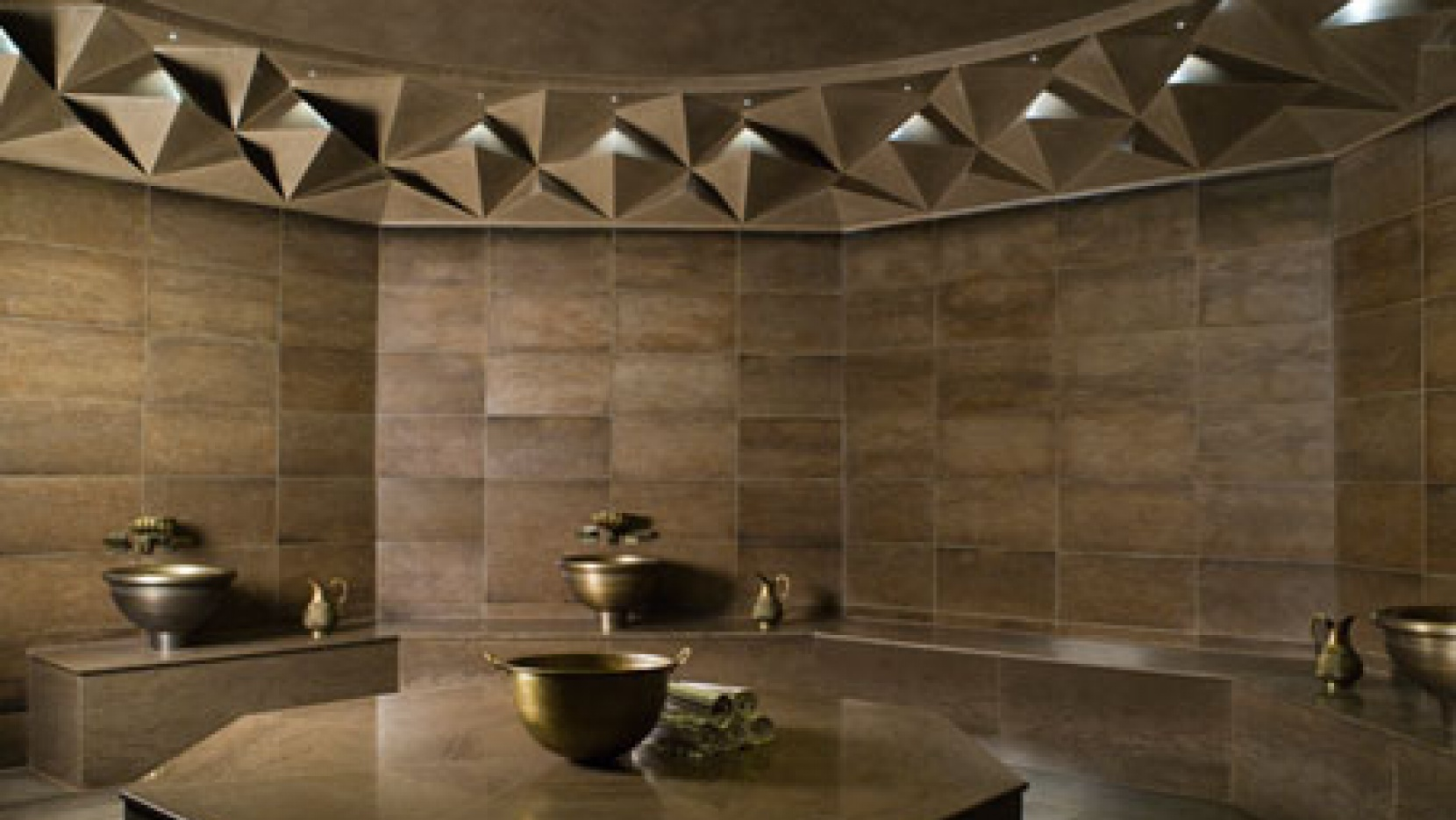 Espa at the istanbul edition hotel by hba