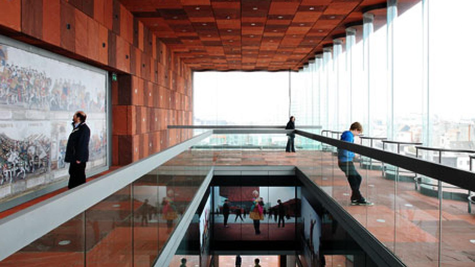 Mas Museum In Antwerp By Neutelings Riedijk Yatzer