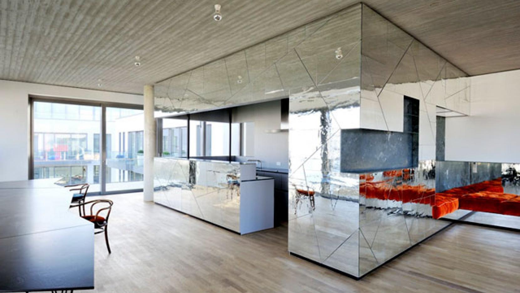 A Penthouse In Berlin By LecaroliMited (Oskar Kohnen U0026 Fabian Freytag) |  Yatzer