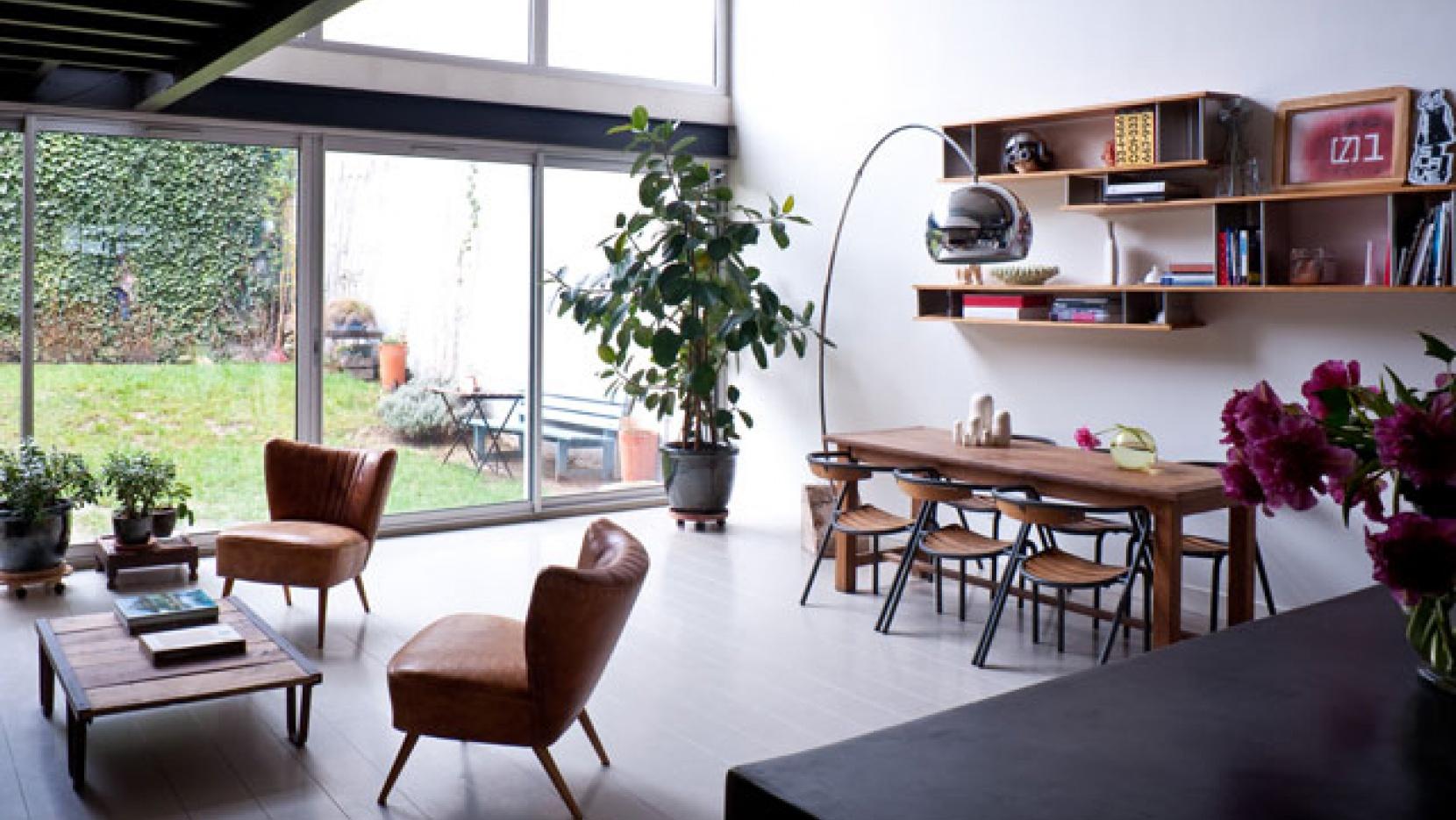 A dream loft in bagnolet france yatzer