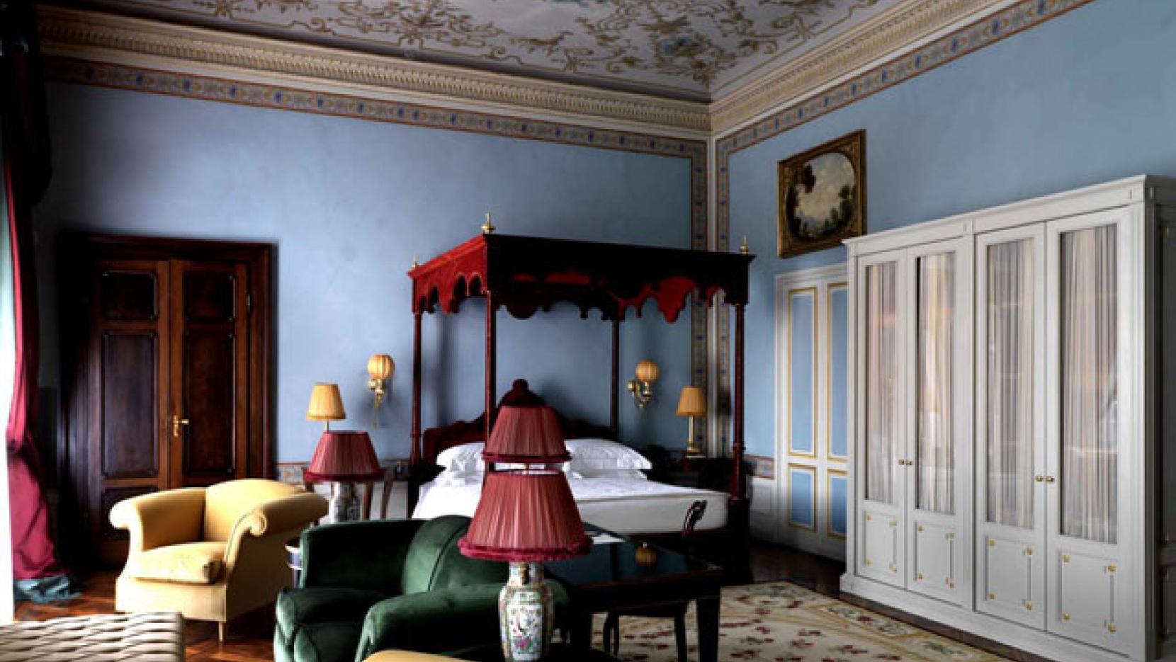 Grand Hotel Villa Cora In Florence Italy Yatzer