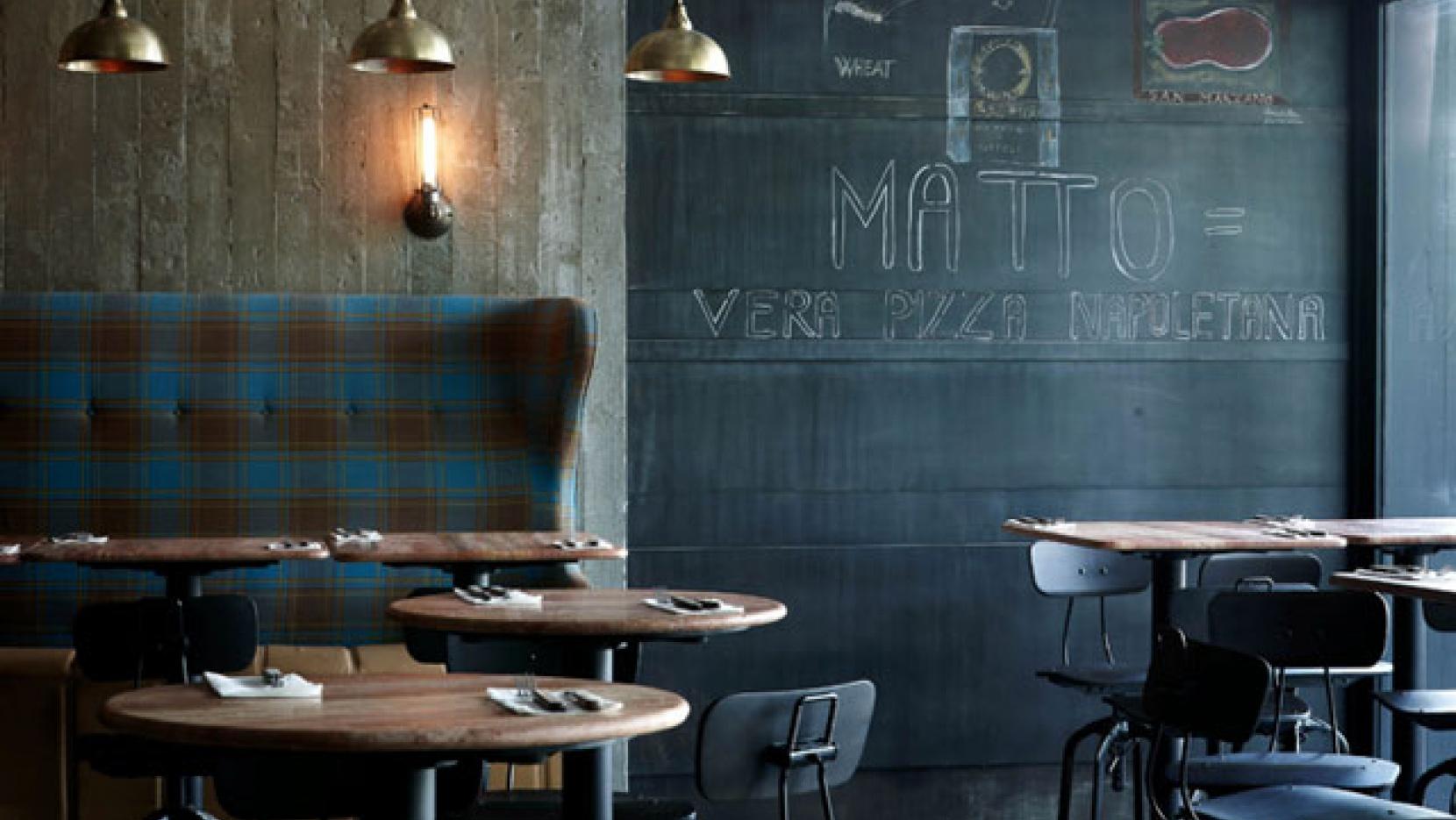Restaurant Interieur Design.Matto Bar Pizzeria In Shanghai Yatzer