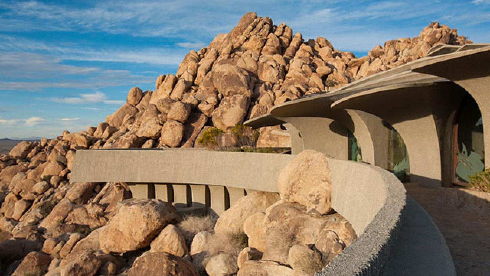 The desert house a landmark of american organic architecture by kendrick bangs kellogg yatzer