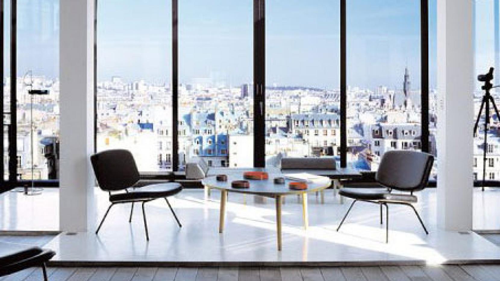new paris interiors book by taschen yatzer. Black Bedroom Furniture Sets. Home Design Ideas