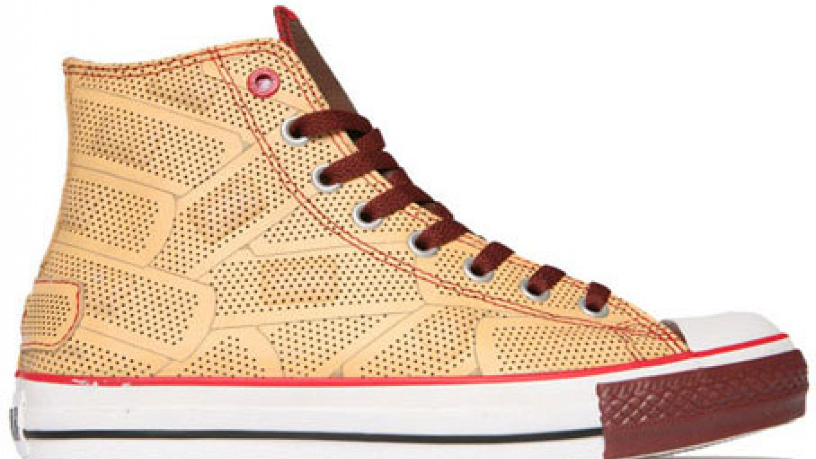 ebc4055ee2e The wounded Converse All stars by Doctor Romanelli