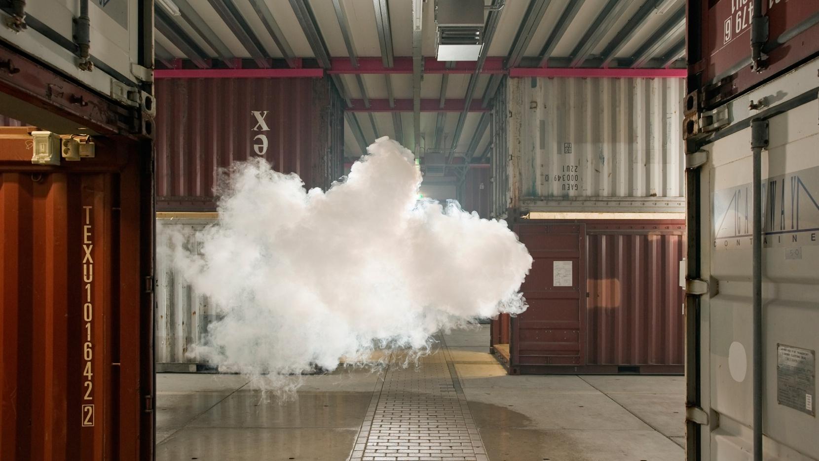 How To Make Clouds Indoors Nimbus By Berndnaut Smilde
