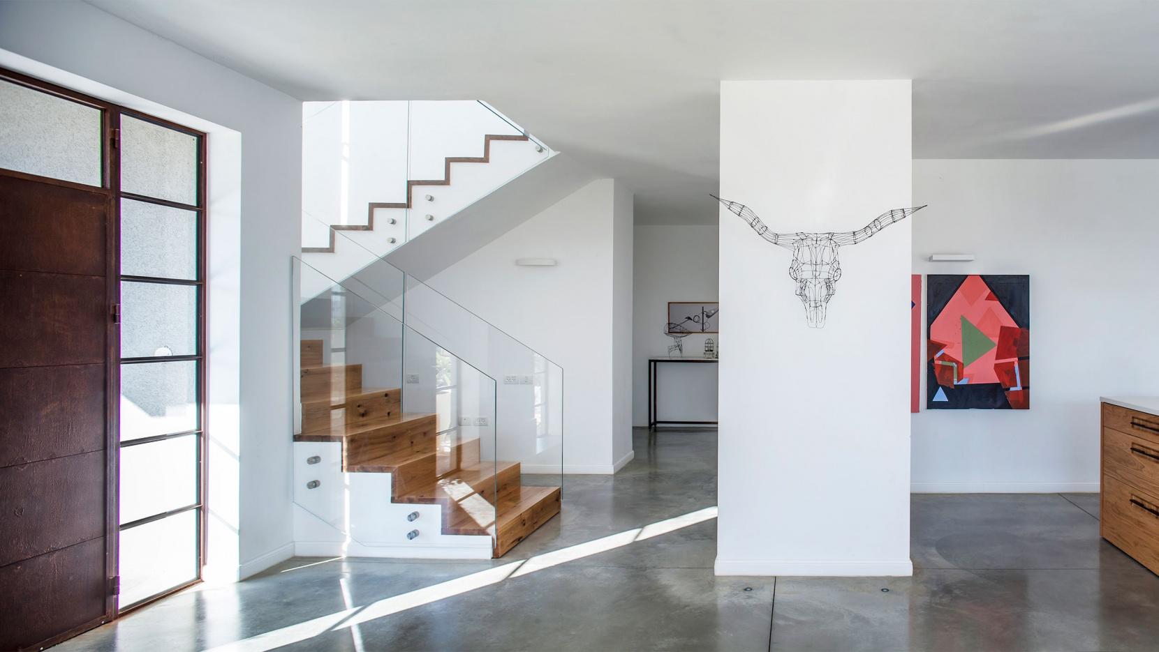 A new kibbutz house in israel by henkin shavit studio yatzer