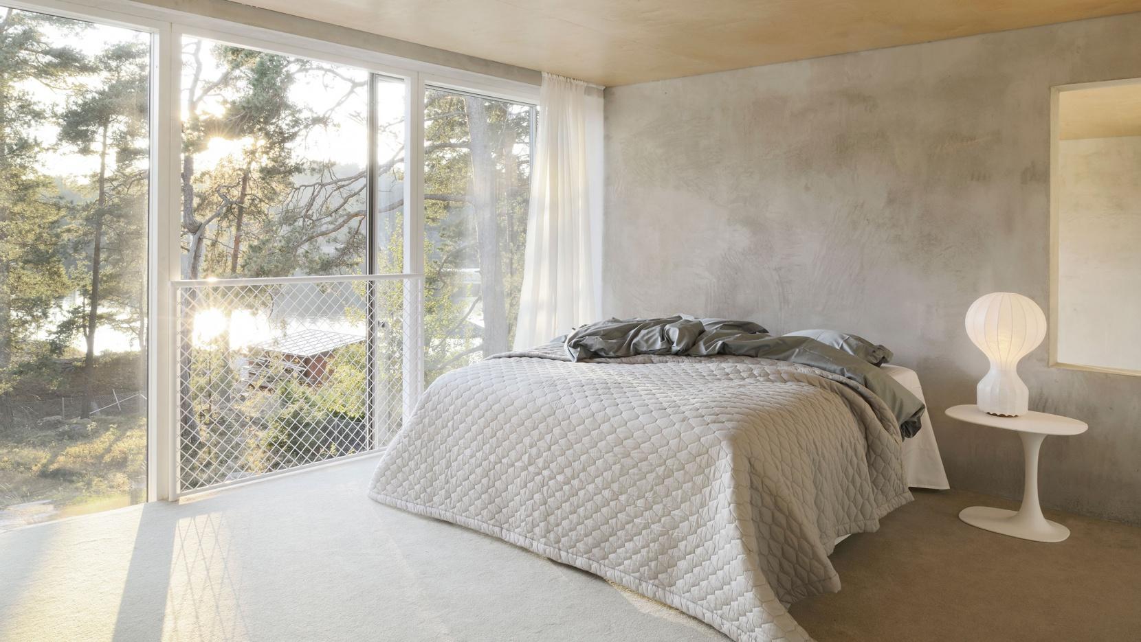 six walls house in boo sweden by arrhov frick arkitektkontor yatzer