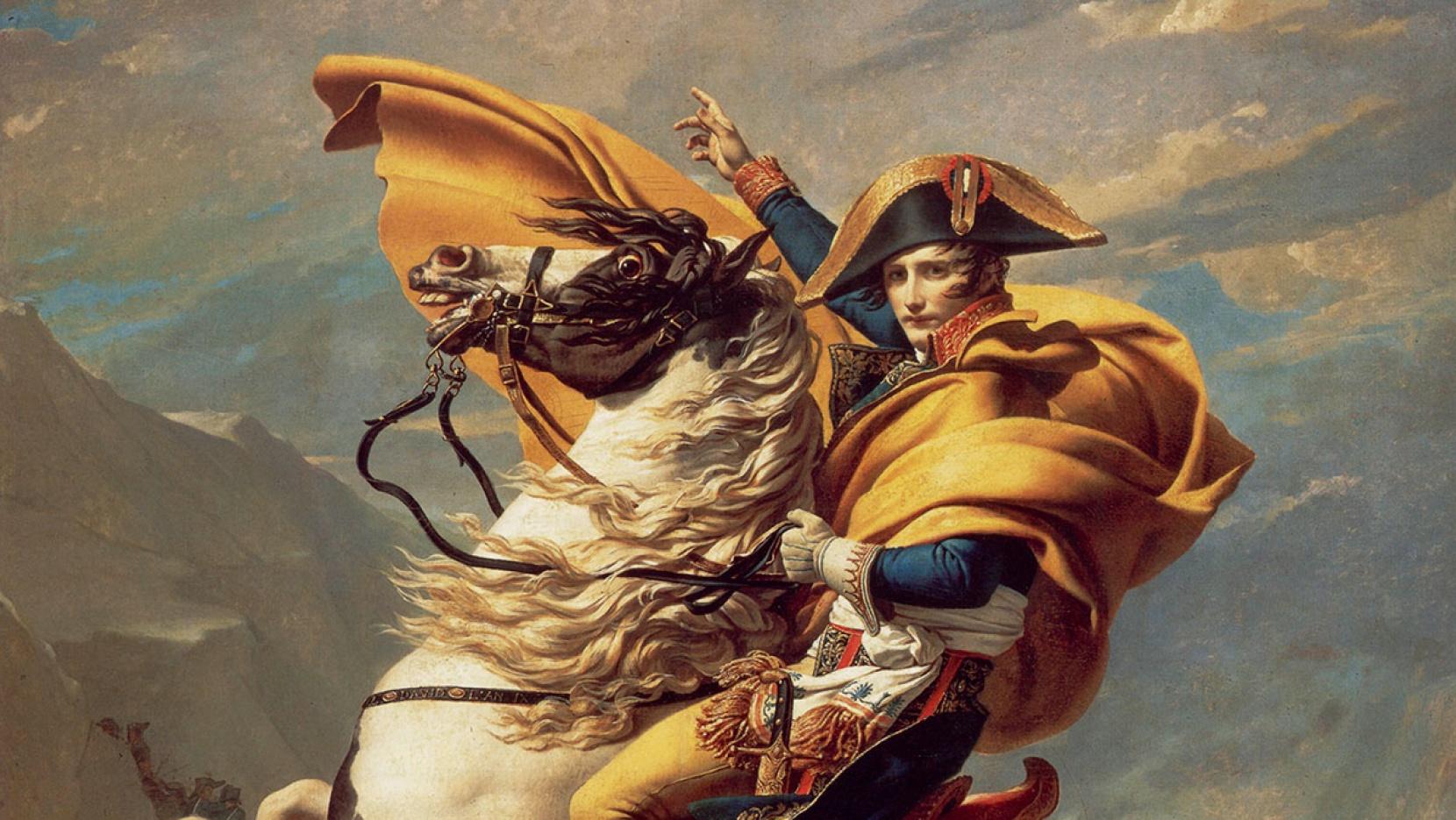 Kehinde Wiley Meets Jacques-Louis David