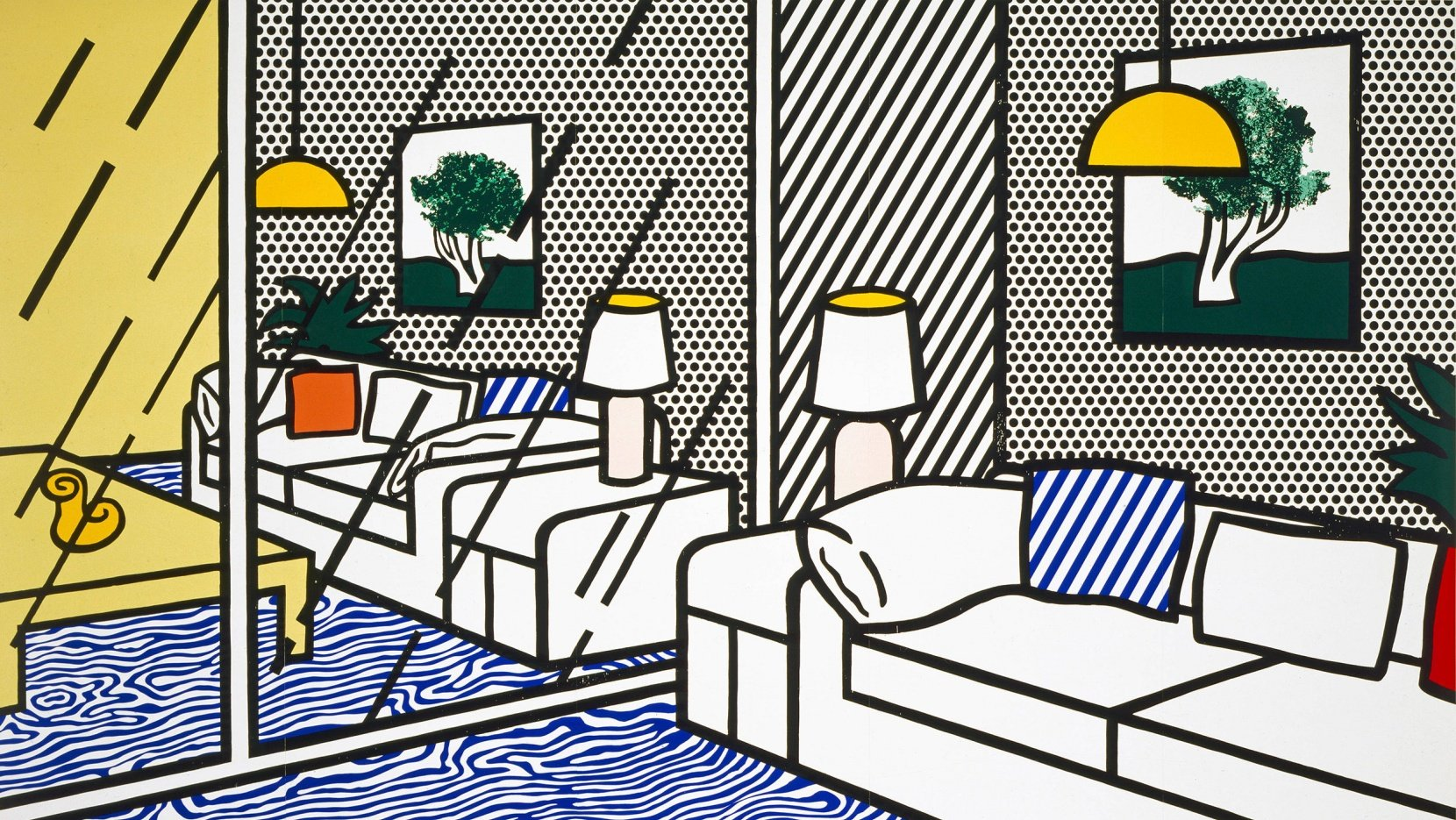 Pop for the people roy lichtenstein in l a yatzeragenda - Roy lichtenstein obras ...