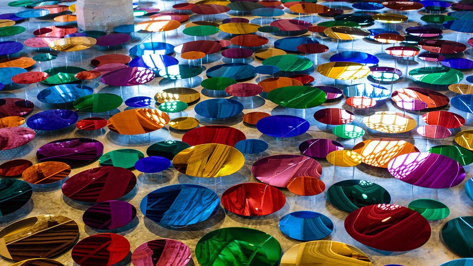 Our Colour Reflection Yatzeragenda