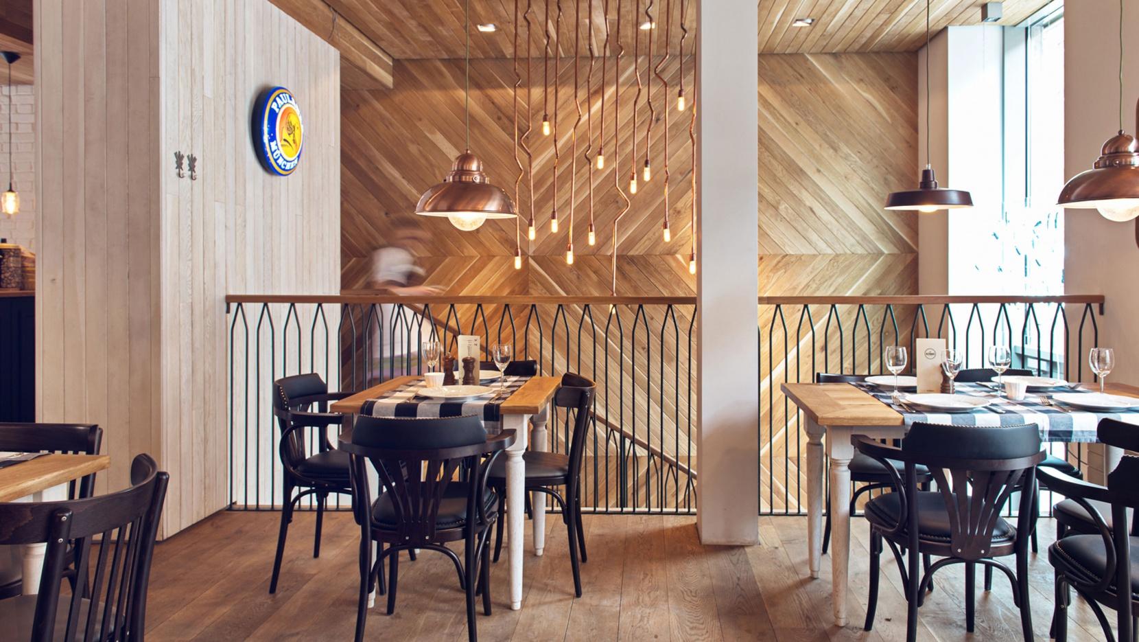 ALTHAUS Bavarian Restaurant By PB/STUDIO And Filip Kozarski In Gdynia, Poland