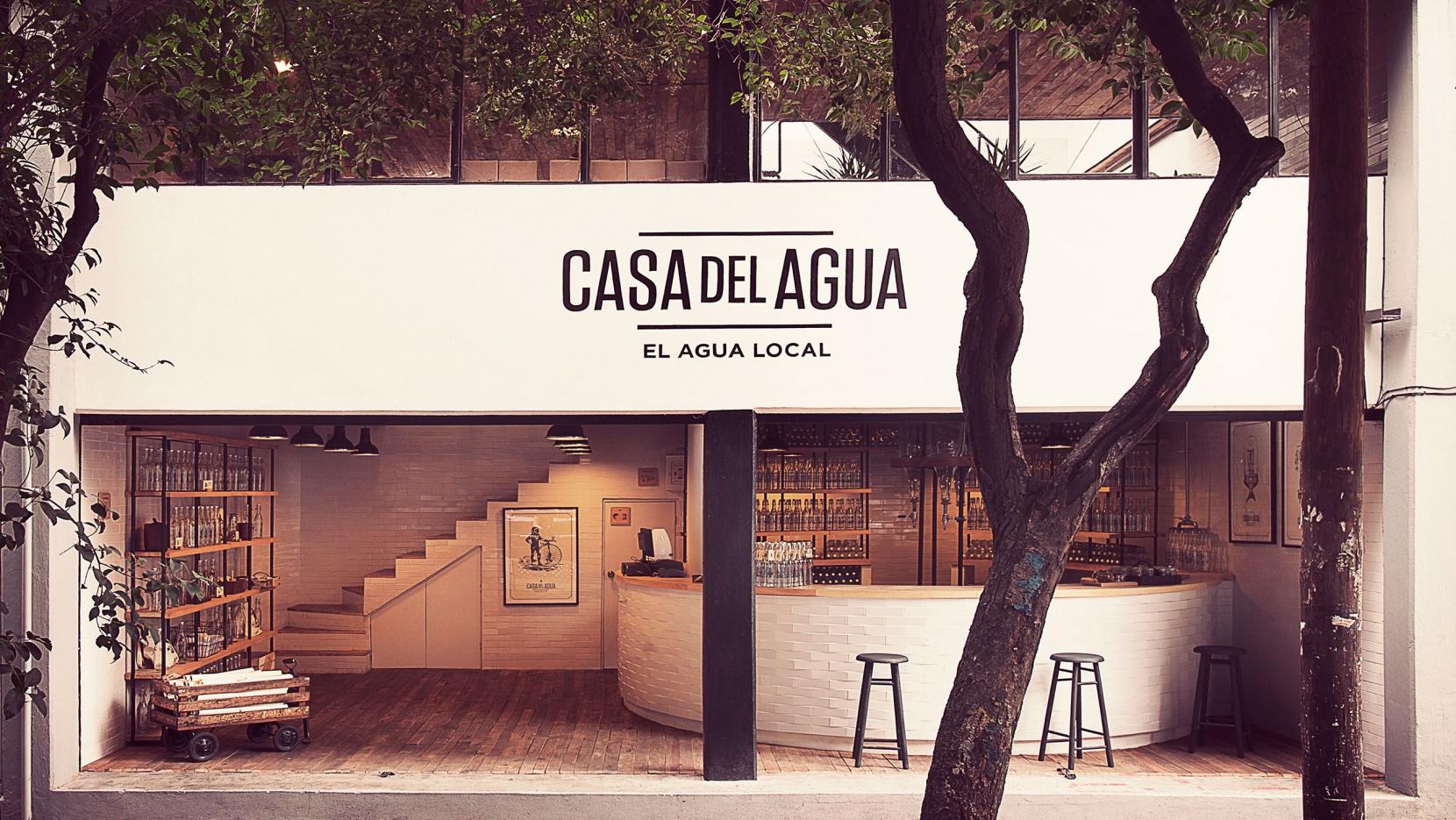 Casa Del Agua By H 233 Ctor Esrawe And Ignacio Cadena Thinc