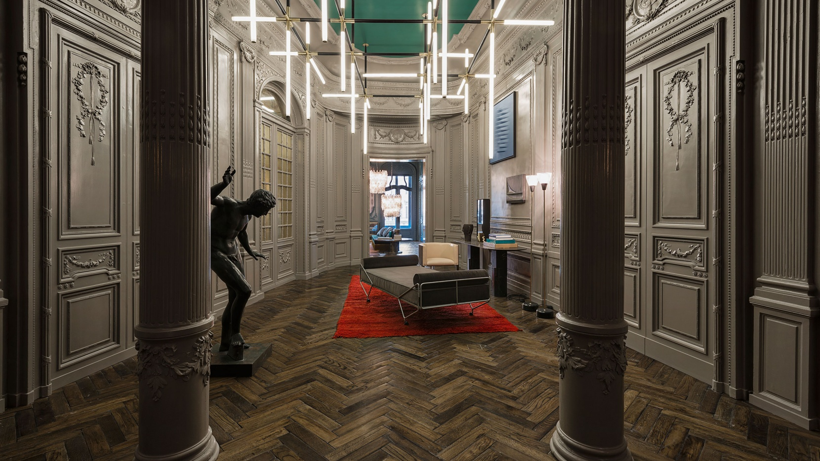 Dimorestudio Talks To Yatzer About Fendi S Palazzo Prive