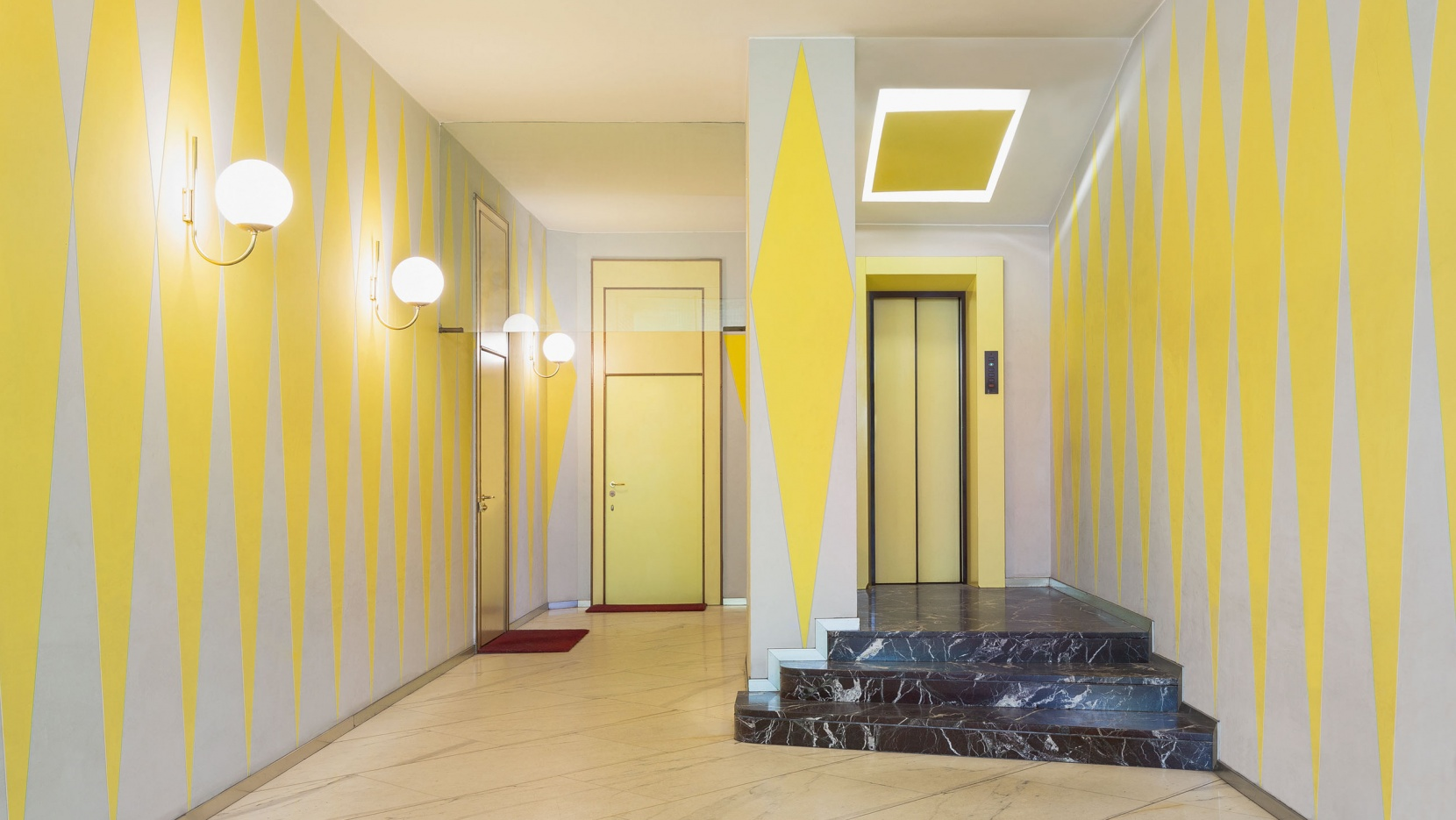 Making An Entrance A Visual Tour Of Milan S Splendid Entryways By Karl Kolbitz Yatzer