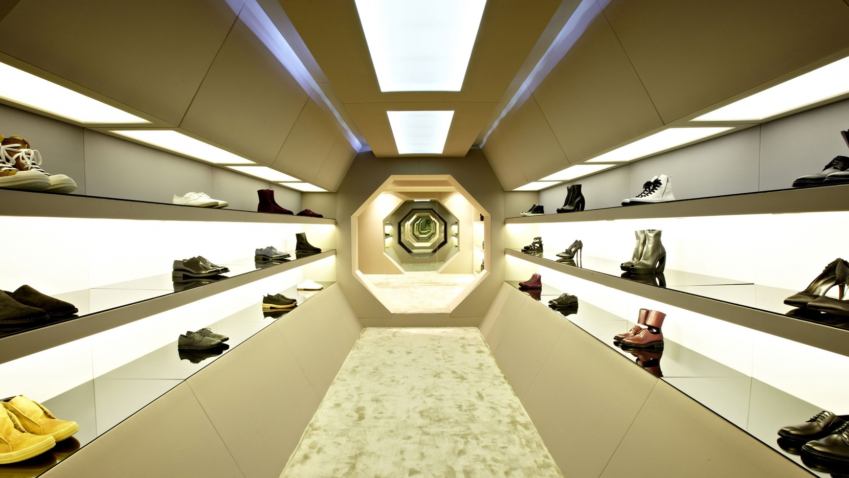 Ln cc the high end fashion boutique of dalston east for High end interior designers london