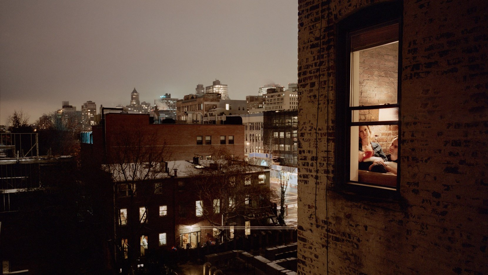 How Your Neighbours See You Out My Window Photo Series By Gail Albert Halaban Yatzer