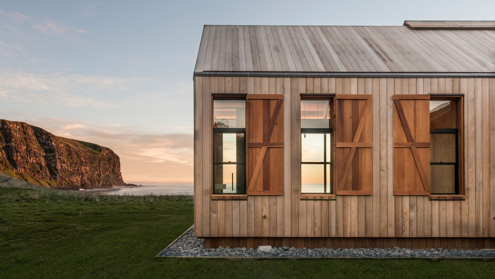 Newzealand Detail: The Enticingly Remote Seaside Escape Of Annandale's