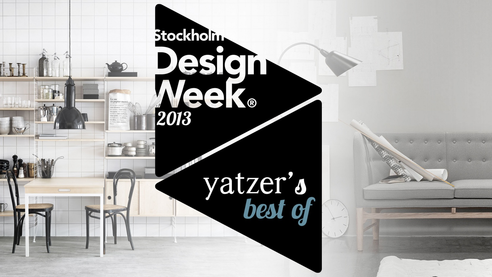 Wondrous The Highlights Of Stockholm Design Week 2013 Yatzer Short Links Chair Design For Home Short Linksinfo