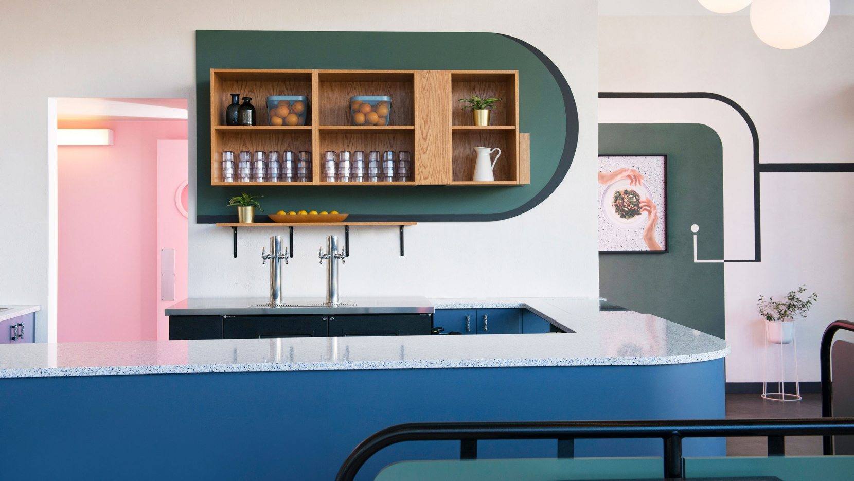 The quirky retro superbaba restaurant brings middle