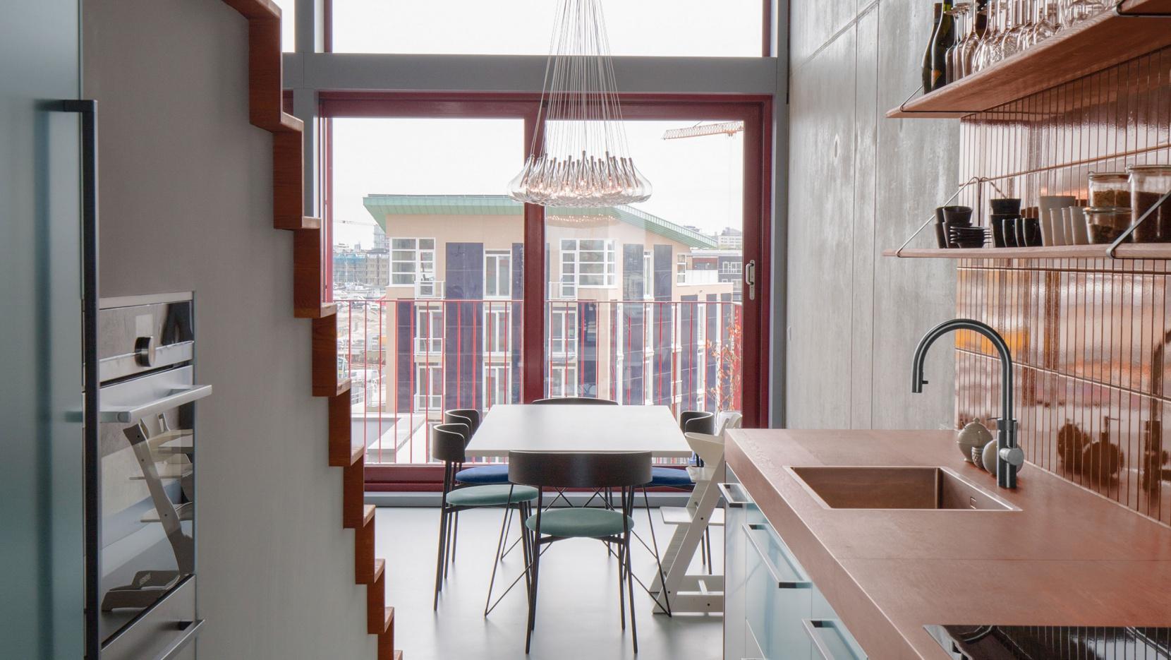 Interior Design Studio Amsterdam superlofts: modern living in amsterdam's houthaven
