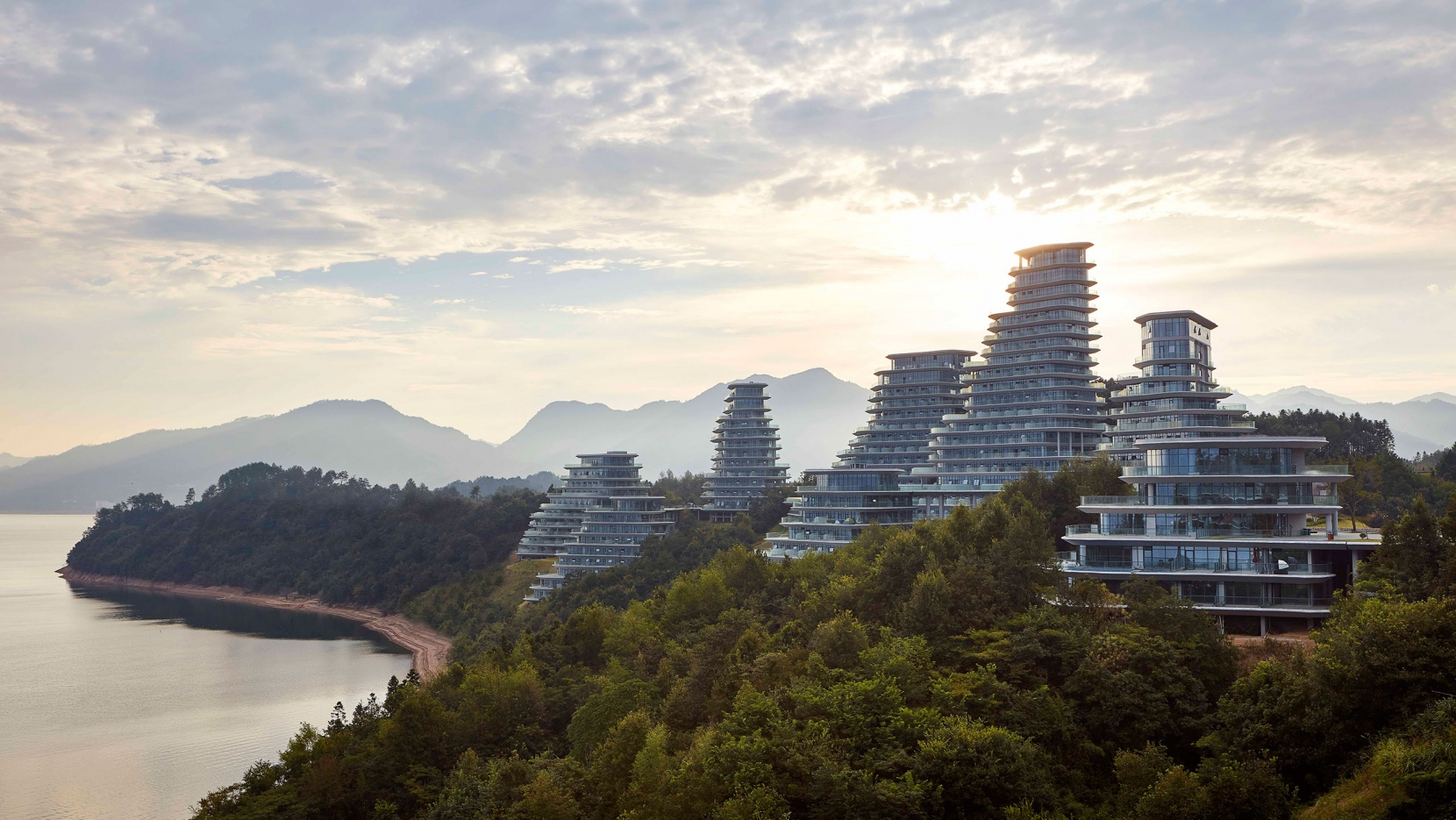 a872e98ba The Spiritual Symbiosis of Architecture and Nature in Huangshan Mountain  Village