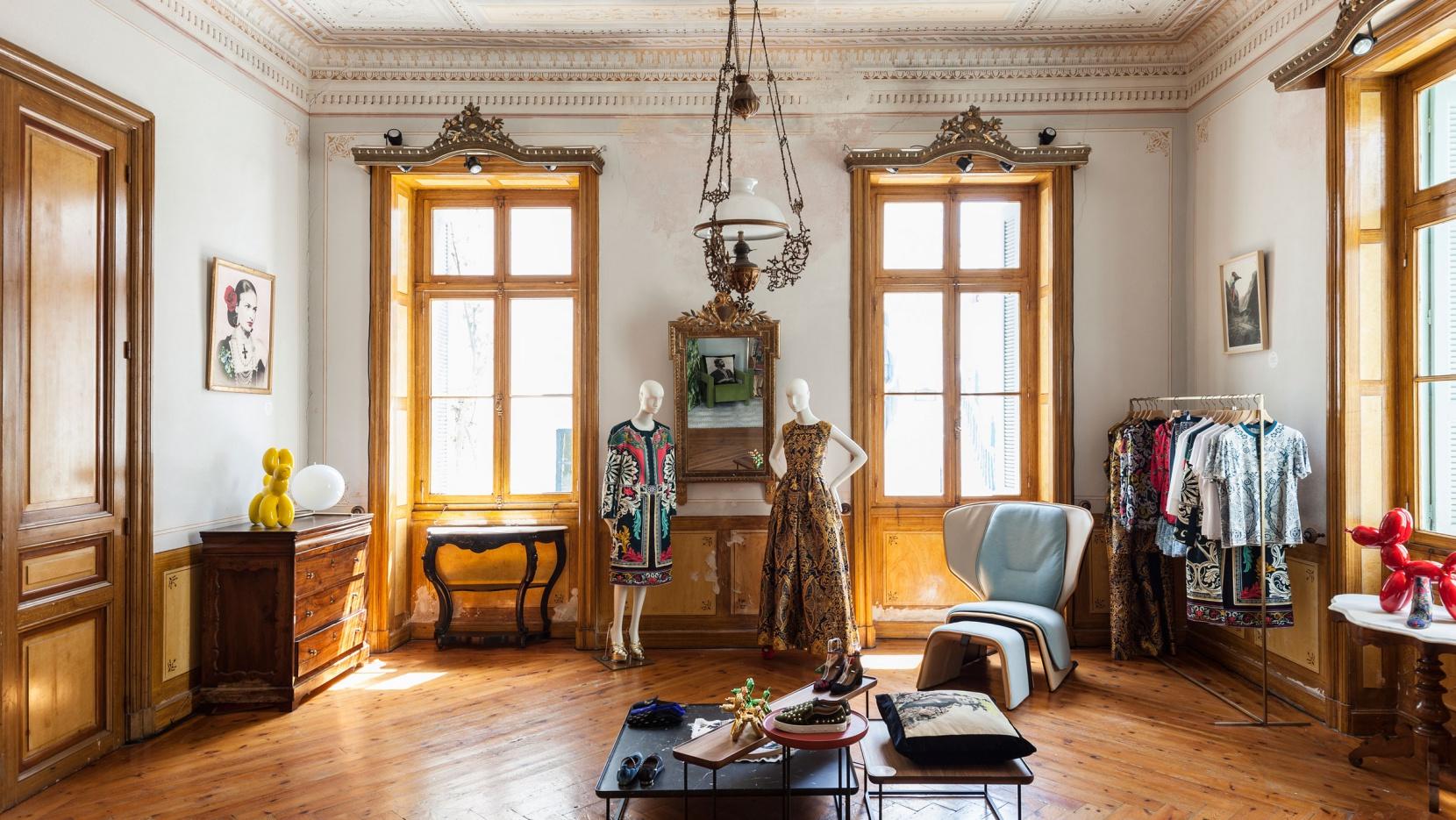 louboutin boutique monaco