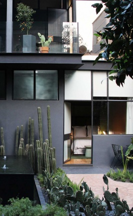 Accommodating Design: The Ignacia Guest House In Mexico City