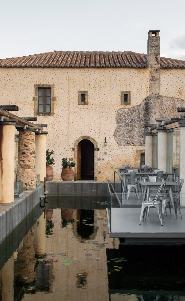The Rustic Magnificence of Kinsterna Hotel in Monemvasia, Greece