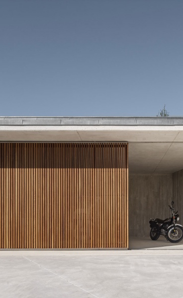 The Öcher House by MLMR Architecture Consultancy in Pamplona, Northern Spain