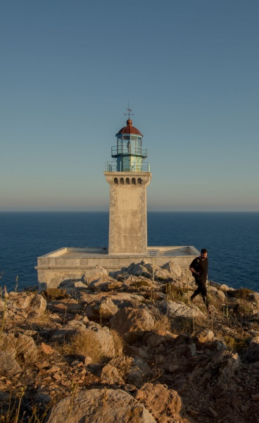 A Road Trip From Athens To Cape Tainaron