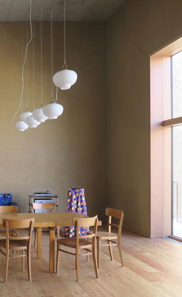 Philipp von Matt Designs an Artist's House in Berlin as a Hybrid Work of Sculptural Architecture