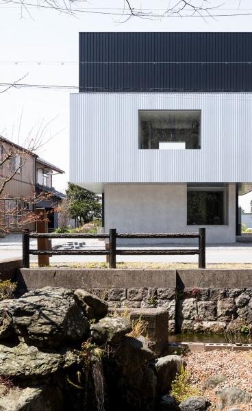 Kouichi Kimura Designs a Family House in Shiga, Japan, with Light & Views in Mind