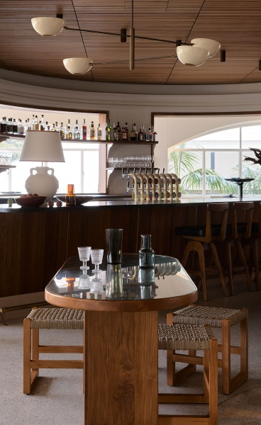 The Art Deco Harbord Hotel in Sydney Finds New Life as an Arts & Crafts Inspired Bar-Restaurant